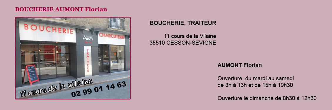Boucherie-traiteur Aumont